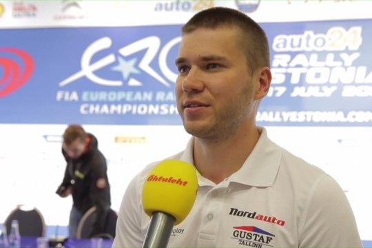 ÕHTULEHE VIDEO | Egon Kaur hindab: R5 masinad on Rally Estonial N-rühmast kiiremad
