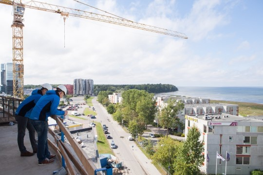 GALERII   Vaata imelisi vaateid Tallinnale Rocca al Marest!