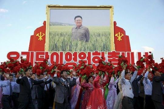 Kas Põhja-Korea maksis reisiblogijale, et ta neist hästi kirjutaks?