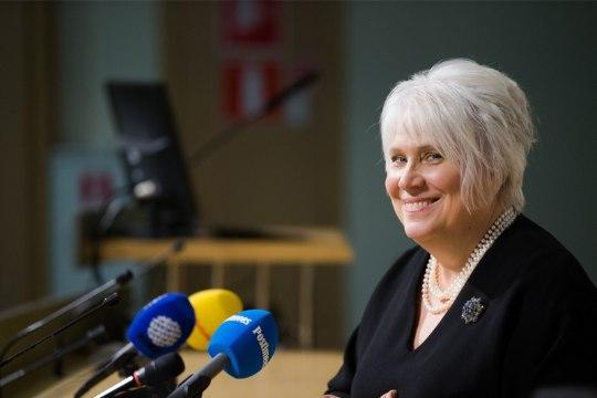 Marina Kaljurand: oleksin president, kes ühendab rahvast