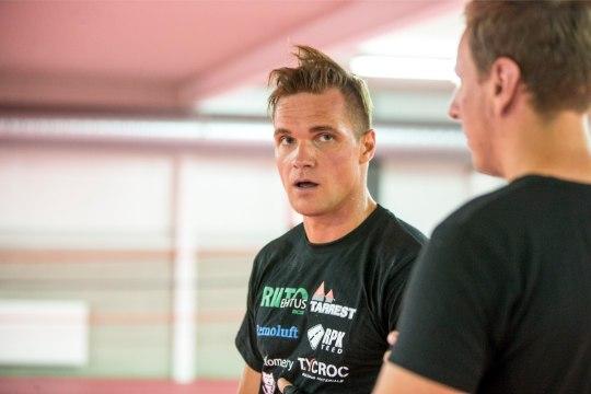 ÕHTULEHE VIDEO | Mis paelub Ott Leplandit taipoksis? Kuidas läks Rio pronksmedalistidel BMX-rajal?