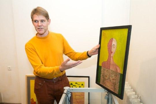 Tartus avatakse kaks Margus Punabi kunstikogu näitust