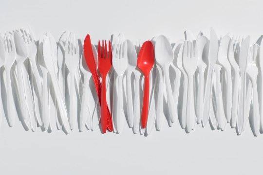 Prantsusmaa keelab plastnõude müügi
