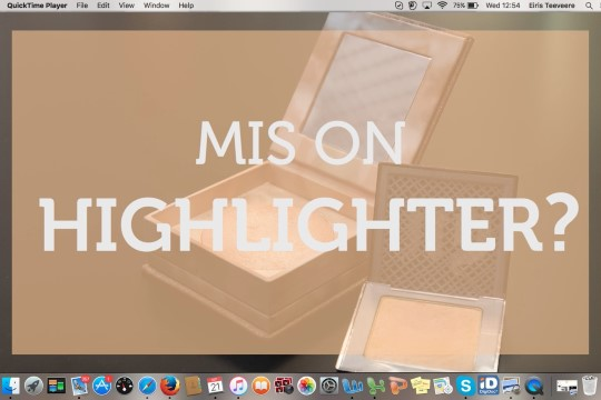 ILUKOOL   Mis asi on highlighter?