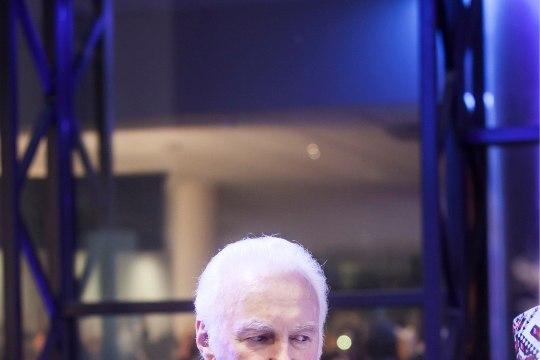 Arnold Rüütel peab parimaks presidendikandidaadiks Mart Helmet