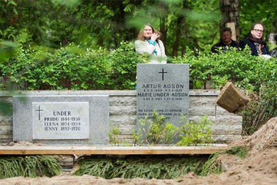 Eesti riik tunnistab Marie Underi autoriõiguste kuulumist sakslastele