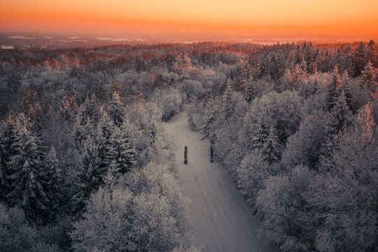 Avasta talvist Eestimaad