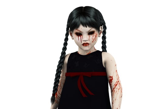 VAEVATUD JA VALUS: koolitüdruku piinad deemonliku vaimu küüsis