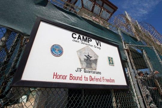 Trump: Guantanamo vanglast ei tohi enam kedagi välja lasta