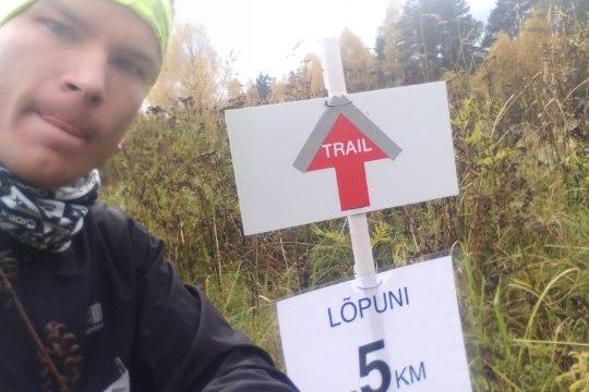 Muljeid maratonidebüüdilt