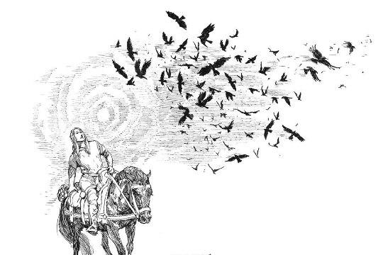 """""""Seitsme kuningriigi rüütel"""" – lihtsamalt kirjutatud kui """"Jää ja tule laul"""", siivas ja sobiv teismeliselegi"""