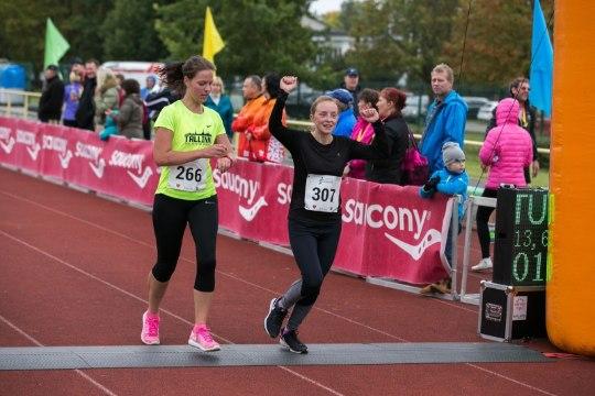 Paide-Türi rahvajooks 2017. Üks jooks, kaks rekordit ehk koos on lihtsam!