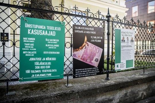 29ee34d1b65 Opositsioon: Tallinn on kulutanud Ühistupangale 11 miljonit eurot