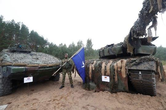 Hollandlased on mures Balti riikide turvalisuse pärast