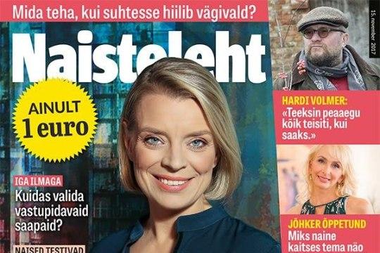 """Grete Lõbu meenutab kriitilist olukorda """"Ringvaates"""": see armas-kallis-tuntud Eesti näitleja teatas seitse minutit enne eetrit, et ei tule"""