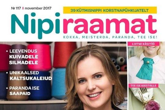 Kas oled uut Nipiraamatut juba lehitsenud?
