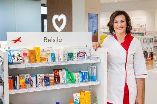 Tallinna lennujaamas avatakse täna taas apteek