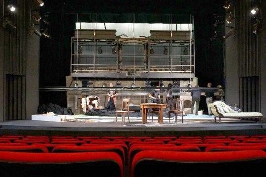 Avatakse Endla teatri renoveeritud suur saal