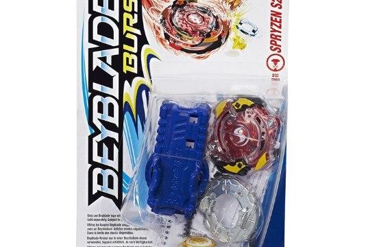 Идея для подарка | Beyblade на волне популярности – порадуйте ребенка классным спиннером Burst!