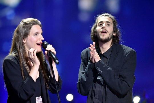 Eurovisioni võitjale Sobralile siirati uus süda