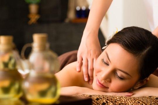 Aasta pingetest priiks: massaaž ravib ja lõõgastab