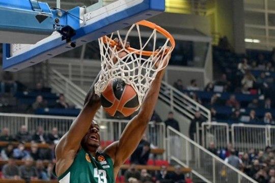 VIDEO | Panathinaikos ei jätnud Maccabile Euroliigas sõnaõigust