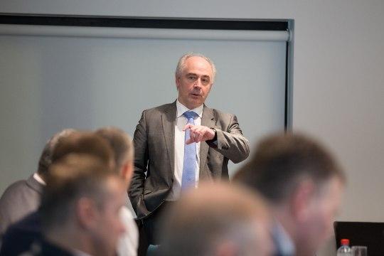 Clyde Kull: Eesti diplomaat on natuke nagu põhjamaalane ja natuke nagu sakslane
