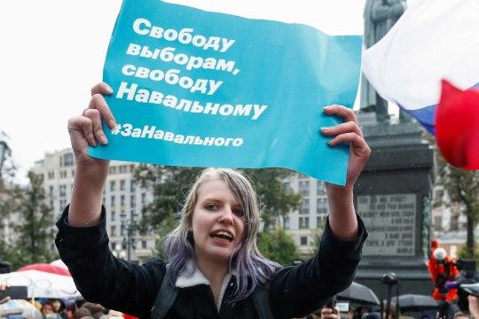 Kreml mures: valimised ei tule, nagu plaaniti