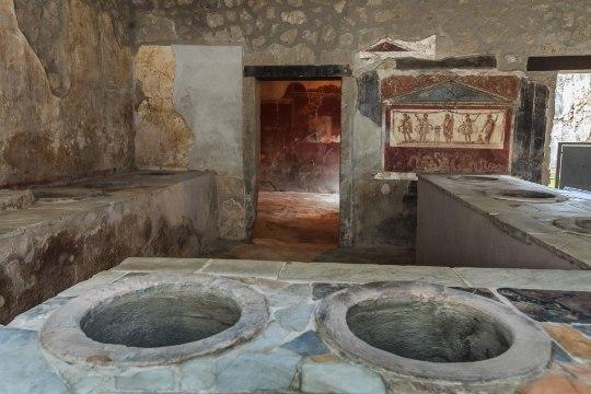 Mida sõid Vana-Rooma inimesed?