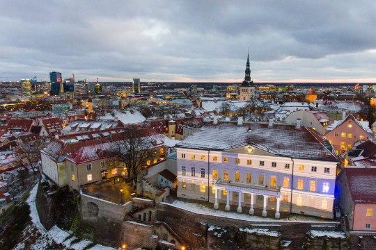Статистика: количество иностранных туристов в Эстонии падает