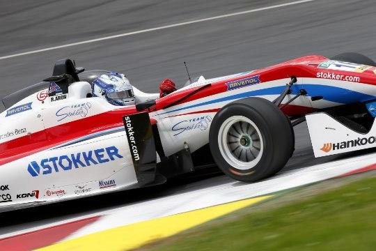 NAEL KUMMI | Ralf Aron: Max Verstappenil F3 sarjas hea maine polnud