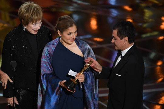 Parima võõrkeelse filmi  Oscari lavastaja boikottis tseremooniat