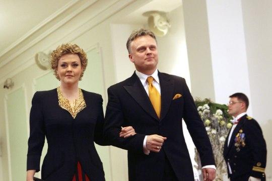 Kes on kaunim ilma peal ehk Millised kleidid moodustavad presidendi vastuvõttude esikümne?