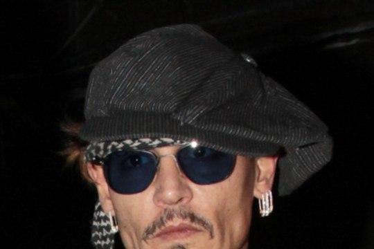 Johnny Depp, oled see tõesti sina?!