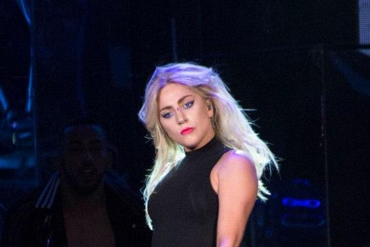 Lady Gaga ühines Briti printside kampaaniaga