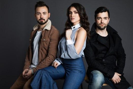 ÕHTULEHE INTERVJUU   Šveitsi eurolaulikud: meie bänd tähistab mitmekesisust, nagu Eurovisioni hüüdlausegi