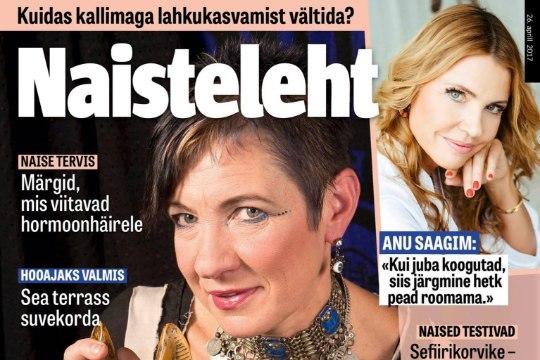 """Nõid Anu Pahka: """"Naised peaksid kõvasti välja ütlema, mida nad tahavad!"""""""