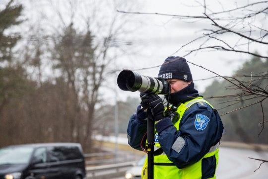 Politsei mobiilivabal päeval: paari aastaga inimeste arusaamu ei muuda