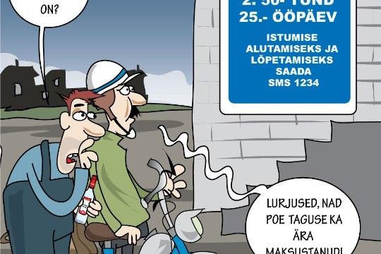 Karikatuur   Uus maks