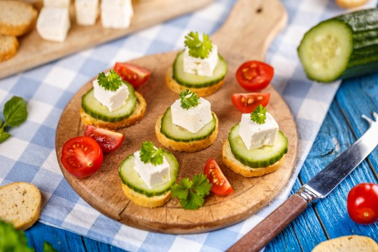 Kreeka dieet - tervislik toiduvalik Vahemere kaldalt
