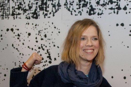 """Ökodisainer ja kunstnik Reet Aus: «Lastega sätid oma elu nii, et kõigil oleks hea."""""""