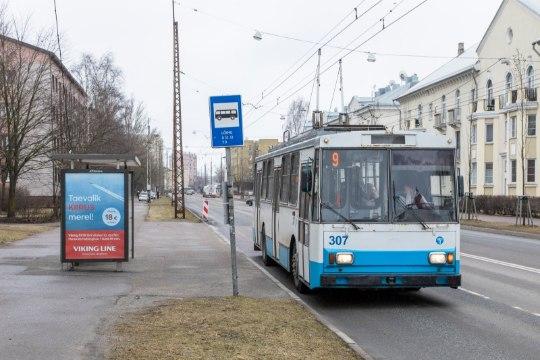 TV3 VIDEO | Tallinnas jäeti hüvasti trolliga number 9