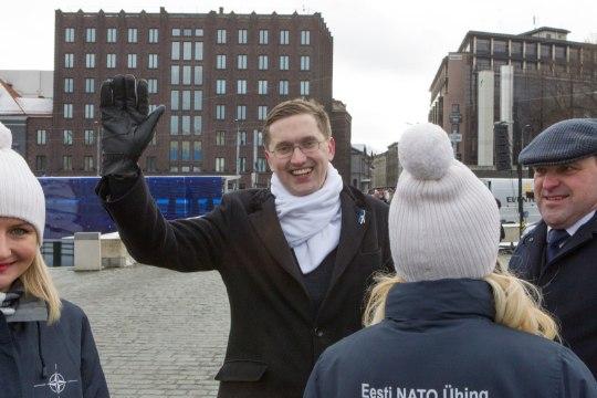 Jaak Madison kandideerib Viljandis Konservatiivse Rahvaerakonna esinumbrina