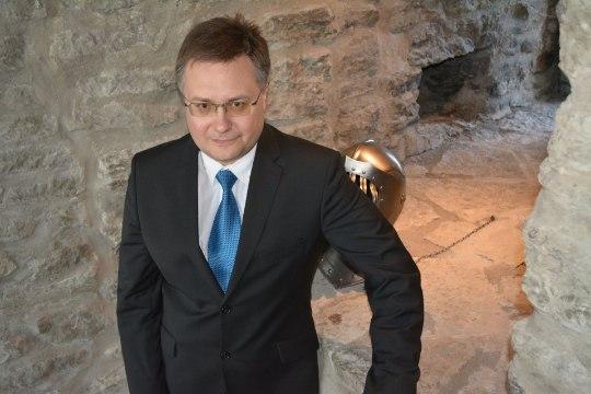 Евген Цыбуленко избран головою Украинского Землячества Эстонии