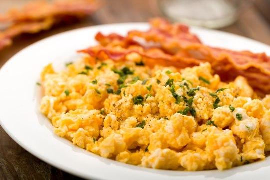 MUNAPUDER: võimas ja jõudu andev hommikusöök