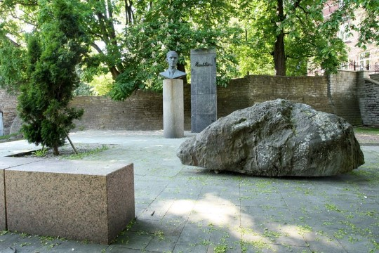 Taavi Aas: Paul Kerese monument pannakse vanasse kohta tagasi