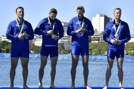 Olümpiapronks Andrei Jämsa on sunnitud tänavuse hooajal vahele jätma