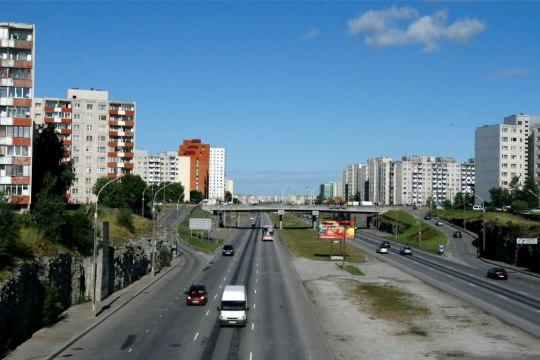Lasnamäe uus hittlugu lubab saja aasta pärast linnaosal kasvada miljoni elanikuni