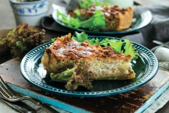 Hapukapsas on vitamiinipomm! Valmista perele üks toitev ja tervislik hapukapsa-quiche