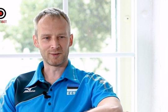 ÕHTULEHE VÕRKPALLISTUUDIO | Eesti alustab EMi, kapten Kert Toobal: peame täna Soomega alagrupi kolmanda koha ära jagama